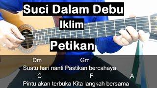 Download lagu Belajar Gitar Suci Dalam Debu Petikan (Iklim)