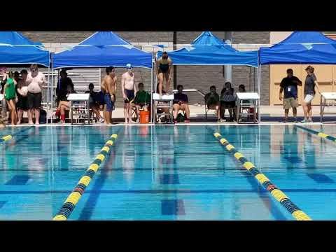 2017 AZ Special Olympics Regional 4x50 Freestyle