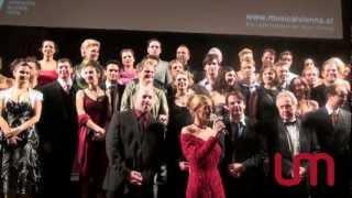 Gambar cover 'Rudolf' Premiere in Wien: Präsentation von Darstellern und Kreativteam