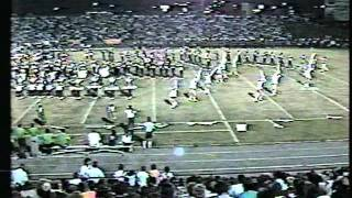 Choctawhatchee Style Marchers 1987 The Niceville Game