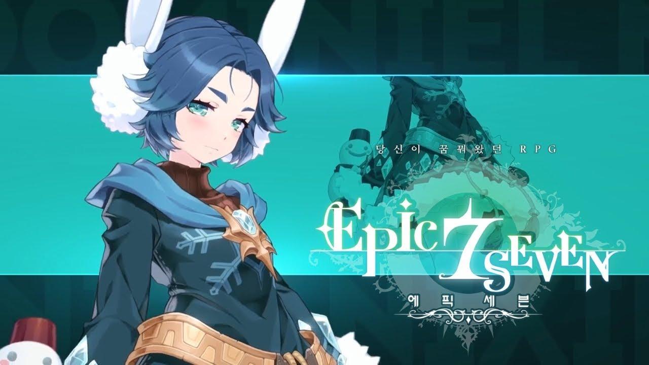 Epic Seven – Pre-registration for 2D anime mobile RPG begins