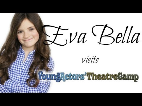 Eva Bella Comes to Camp! Summer 2014 Session 1