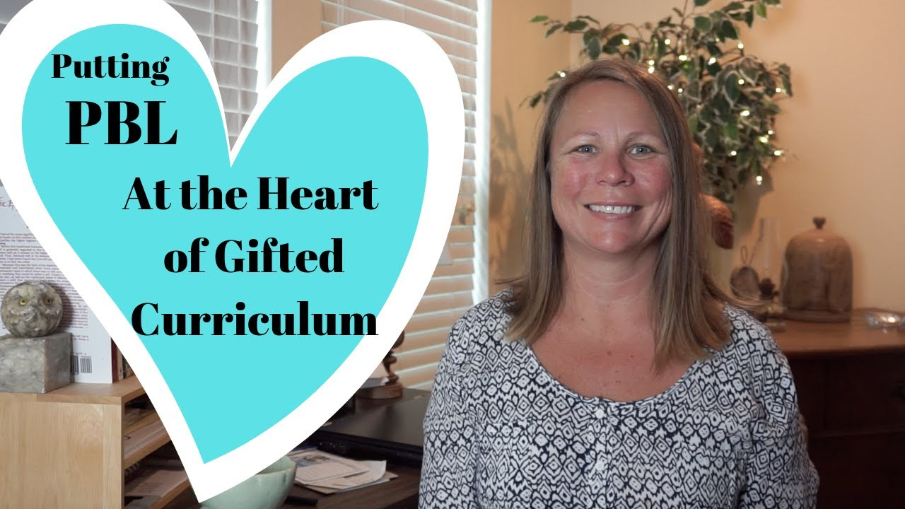 How to put Project-Based Learning at the Heart of 6 Gifted Curriculum Models