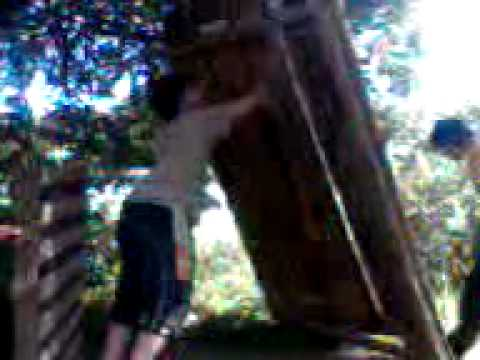 Como hacer una caba a el techo youtube - Como construir una cabana ...