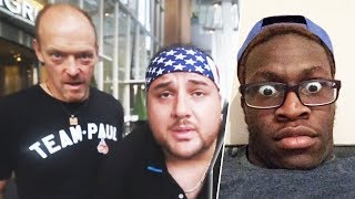 Logan Paul's Dad PUNCHED, Blames Deji? FouseyTube PewDiePie Situation