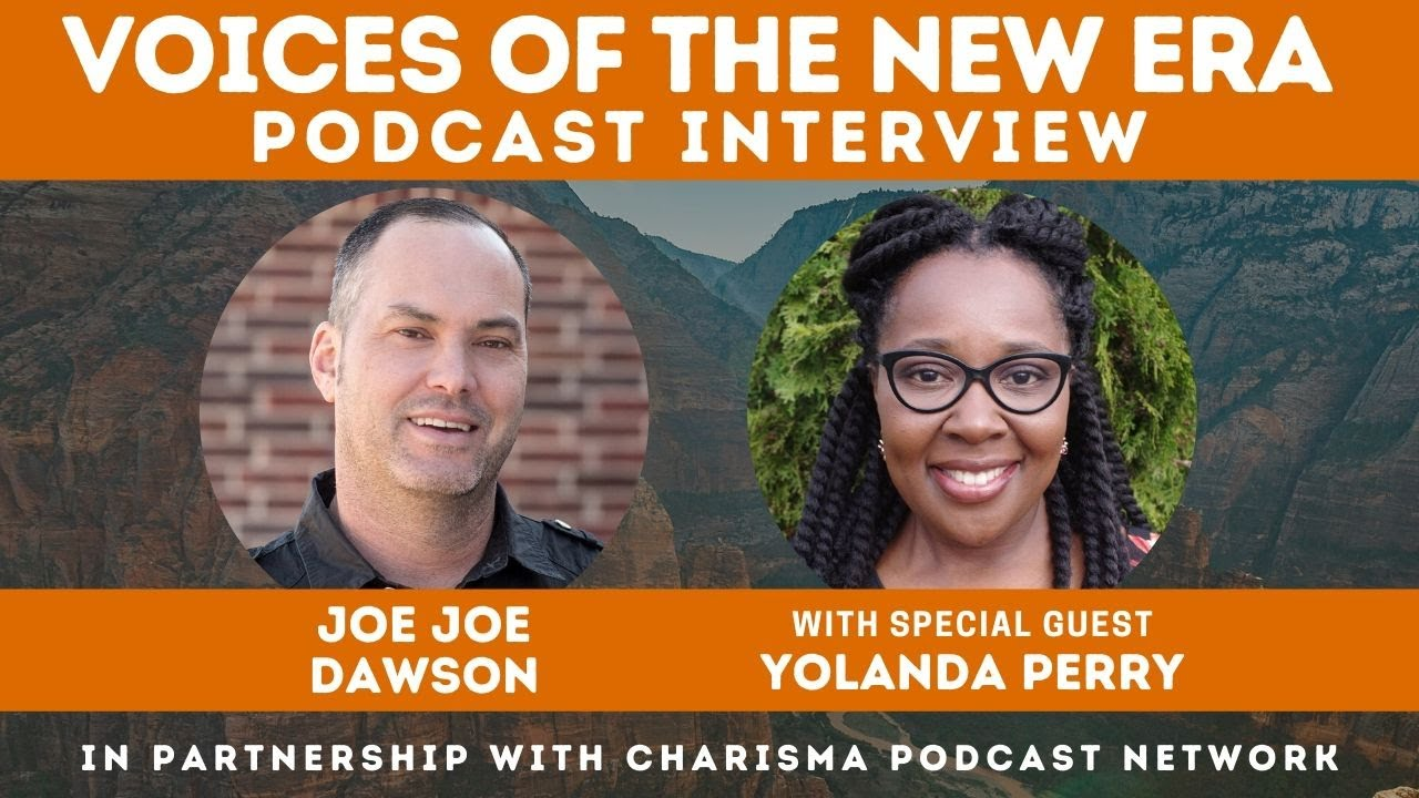 Voices of the New Era with Yolanda Perry