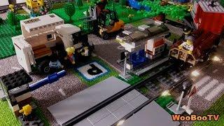 LASTENOHJELMIA SUOMEKSI - Lego city - Junakeikka - osa 2