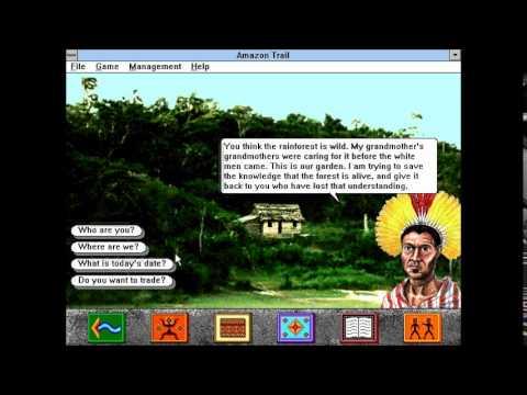 Trina Plays: The Amazon Trail, Part 3