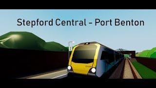 ROBLOX | SCR | Stepford Central - Port Benton (timelapse)