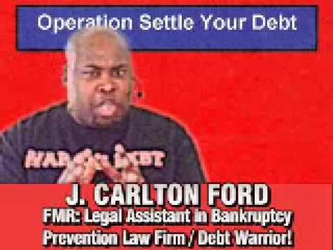 Debt Management: Operation DIY Debt Settlement