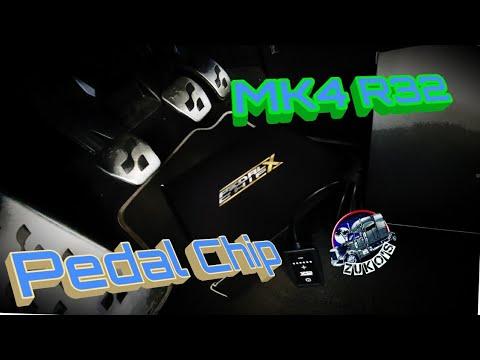 Mk4 R32-Pedal Chip (Čip Gas pedale)