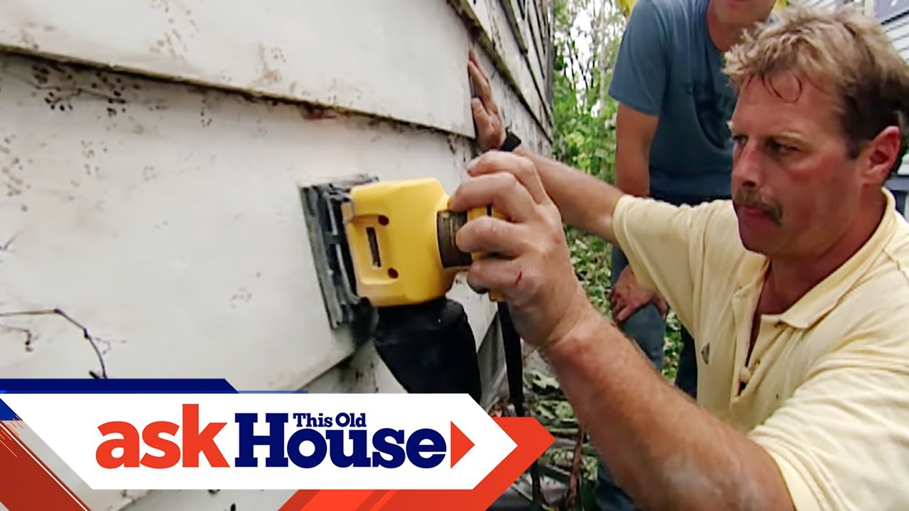 How To Remove Overgrown Ivy Youtube Old House Aluminum Wiring This