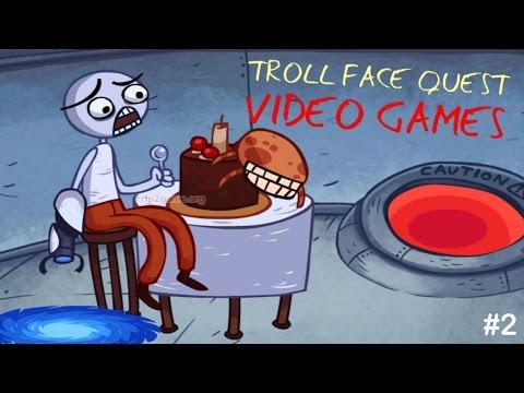 Troll Face Quest Video Games By A10 Level 2 Walkthrough
