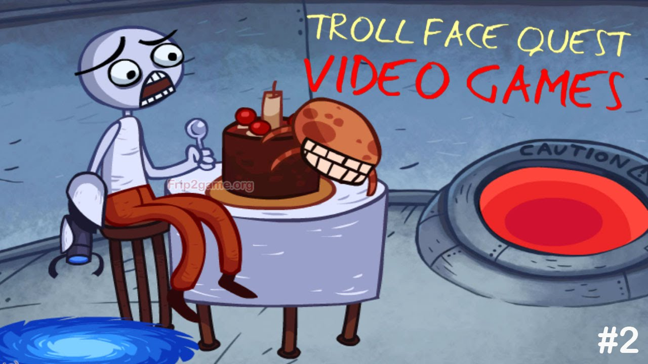 Troll Face Quest Game