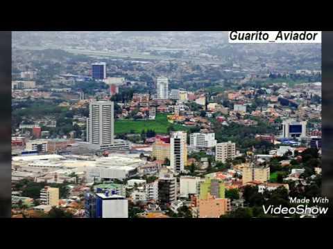 Tegucigalpa, Honduras 2016 su mejor vídeo
