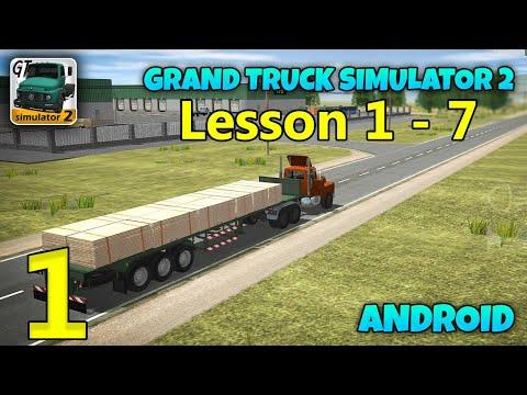 Grand Truck Simulator 2 Gameplay Walkthrough (Android, iOS)  Part 1