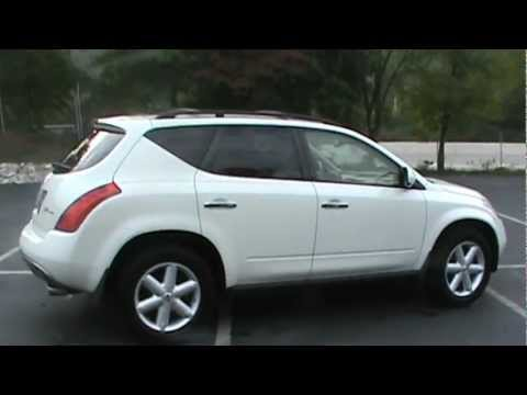 for sale 2005 nissan murano se awd stk 21125a. Black Bedroom Furniture Sets. Home Design Ideas
