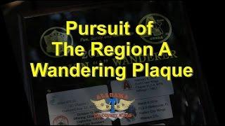 The Region A Plaque Quest