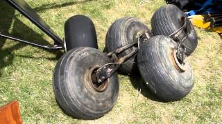Piper Cub J3P  Lenape Papoose 3 Cylinder Radial Engine