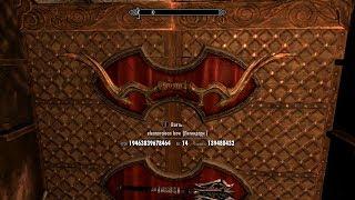 Skyrim- Максимальное зачарование зельем восстановления