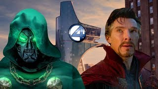 MCU Fantastic Four Reboot Theories! Doctor Strange vs Doctor Doom?
