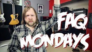 FAQ Mondays: Monitors, Sleeper Amps & Smashing Pumpkins