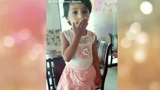 Baby Girl Tiktok .Indian vlogger bulbul