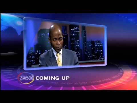 Africa 360 - Africa is open for business (Victor Kgomoeswana)