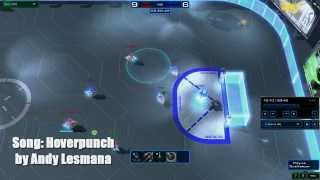 StarCraft II Arcade: Hover