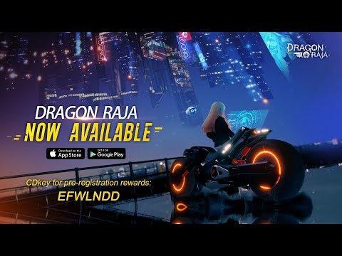 LIVE - Versi GLOBAL Official Rilis - Dragon Raja ((ENG) Android MMORPG