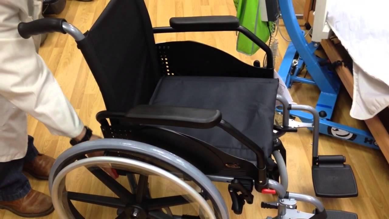 Silla de ruedas celta youtube - La boutique de la silla madrid ...