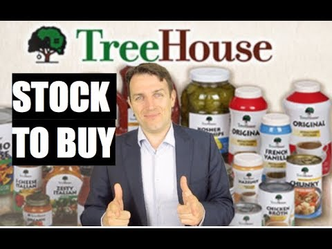 STOCK TO BUY TREEHOUSE - OCTOBER 2017