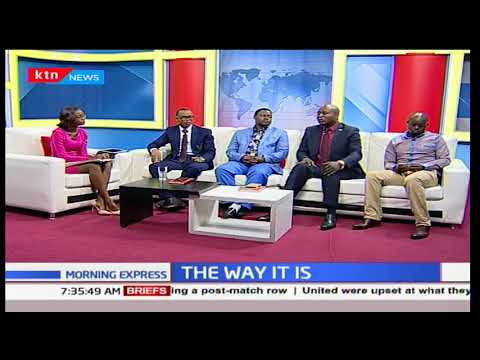 What to expect from President Uhuru Kenyatta's address during Jamhuri day celebrations:The way it is
