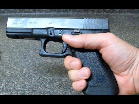 Glock Handgun Safety Tips Review for Beginners