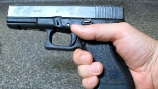 Glock Handgun Safety Tips Review for Beginners