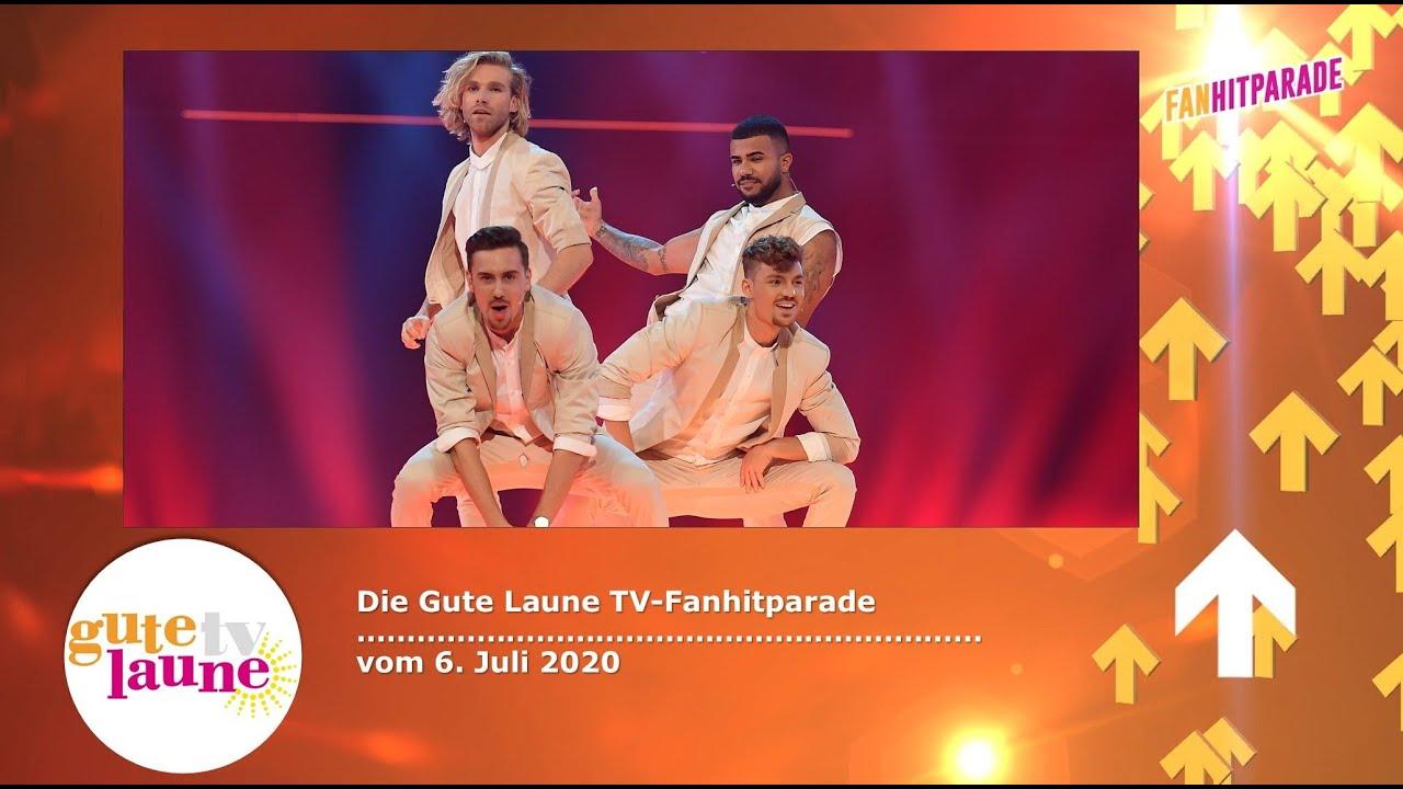 Die Gute Laune TV-Fanhitparade vom 6. Juli 2020