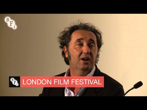 Interview with Academy Award winner Paolo Sorrentino | BFI London Film Festival
