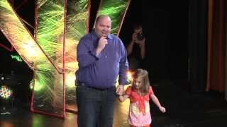Raising A Child Of Possibility: Hugh Weber at TEDxFargo