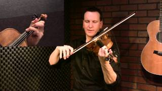Advanced Hokum Bowing: Fiddle Lesson