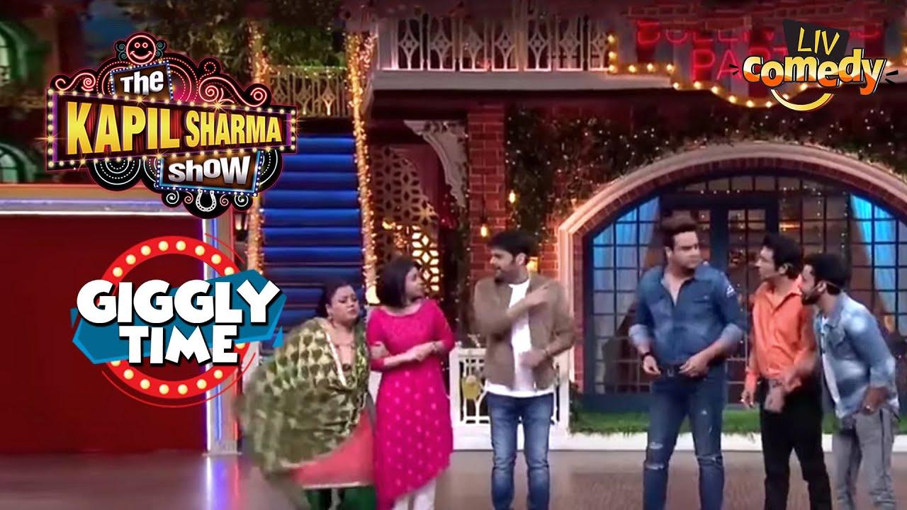 Download Kapil की Bollywood Party में सब होना चाहते हैं शामिल | The Kapil Sharma Show | Giggly Time