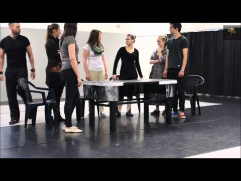 StageArt musical school - Dokumentation der Audition vom 6.05.2012 / www.ArtistTV.de