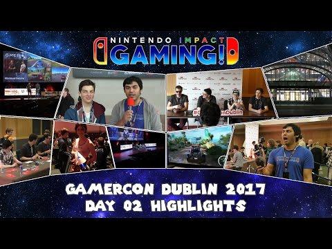 GamerCon Dublin 2017 - Day 02 Highlights