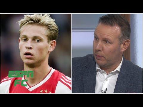 Bigger January transfer window storyline: Frenkie de Jong or Milan? | Transfer Window