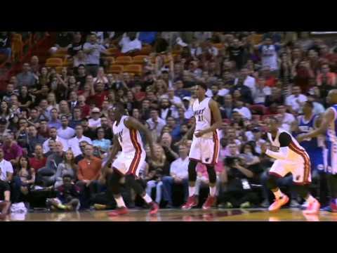 Philadelphia 76ers vs Miami Heat - March 6, 2016