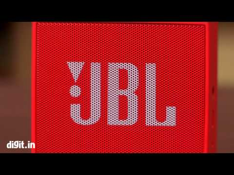 JBL Go Bluetooth Speakers Review