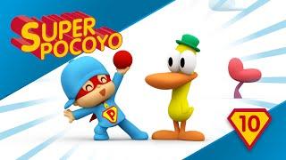 Super Pocoyo teaches children to play creatively thumbnail