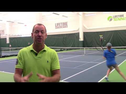 Why You Should Aim for Bigger Targets on the Return of Serve (Your Return - Episode 18)