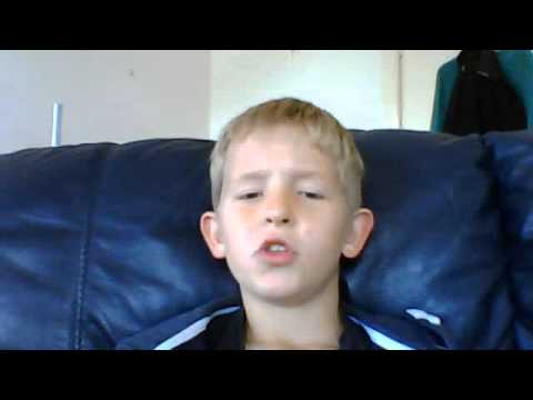 manchester united rule been sang by an 11 year old
