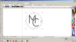 How to Design Logo Initial on Contest 99design