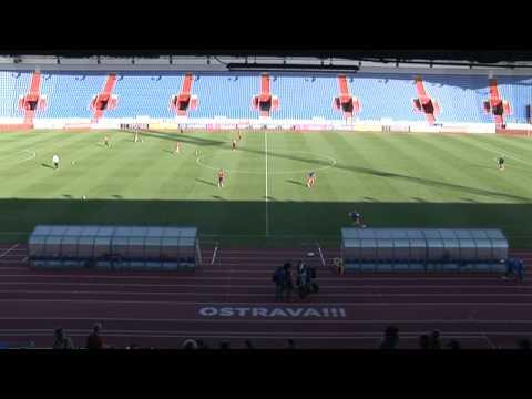 Kvalifikace ME U19: Česko - Gibraltar